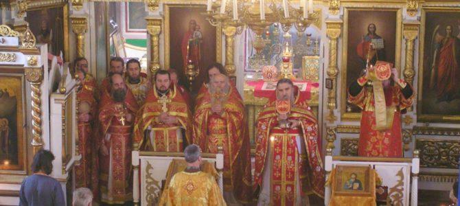 17 июля, в день памяти святых царственных мучеников в соборе Святой Троицы состоится соборное Богослужение духовенства Невельского благочиния. ВОПРОС о канонизации