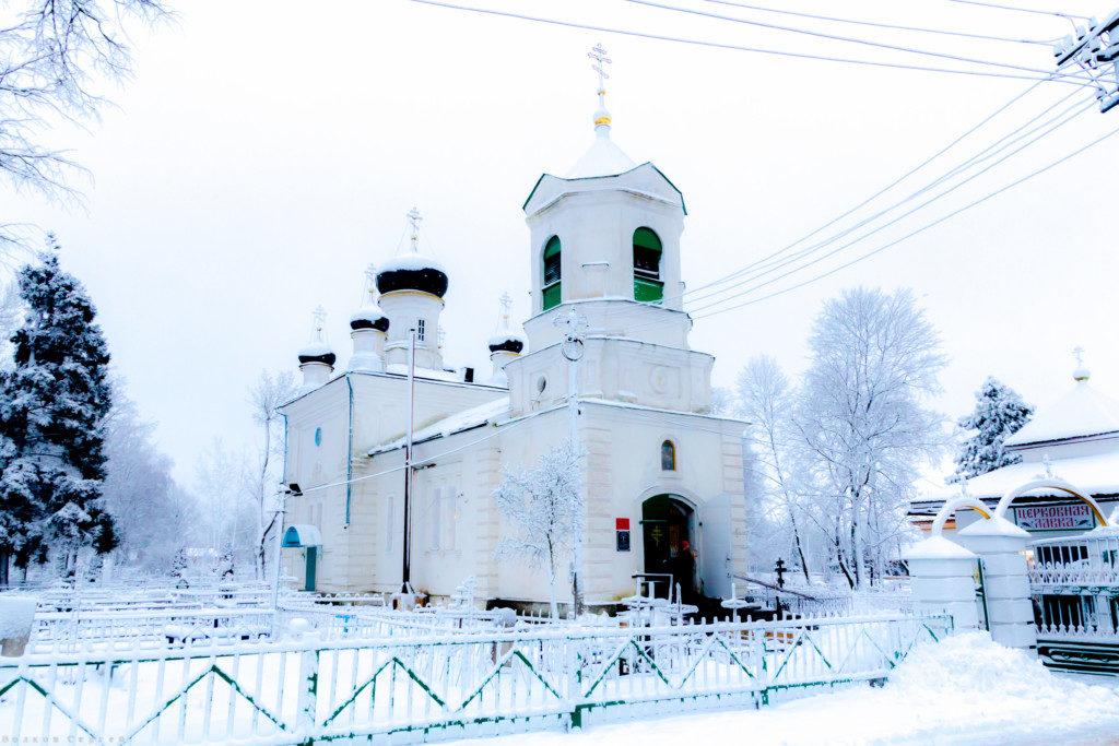 Кафедральный Собор Святой Троицы, город Невель
